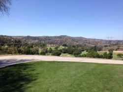 Anaheim Hills Golf Course Clubhouse