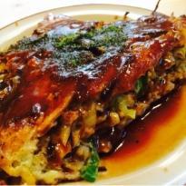 Okonomiyaki Rai