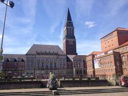 Kiel Rathaus Paternoster