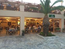 ristorante Greco (consigliato)