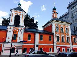Church of St. Nicholas in Klyonnikakh