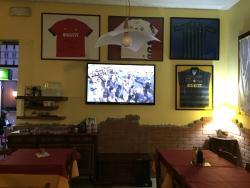 Bar Pizzeria Galante