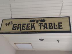 The Greek Table