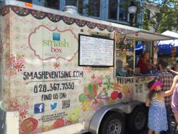 Smash Box Mobile Kitchen