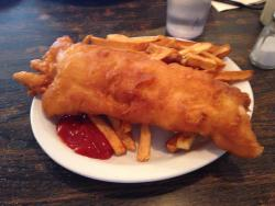 Ducky's English Style Fish & Chips