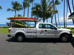 ‪Maui Stand up Paddle Board Rentals‬