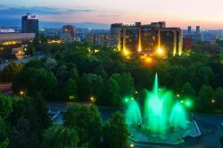 Отель Интерконтиненталь Алматы