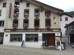 Pension zum Turm Pizzeria