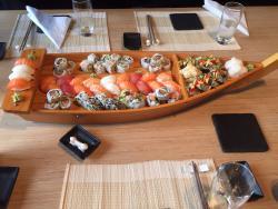 Lv Sushi & Wok