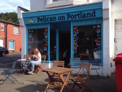 Pelican on Portland