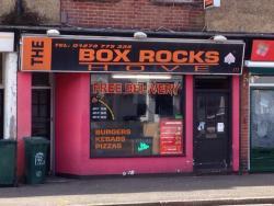 Box Rocks Hove