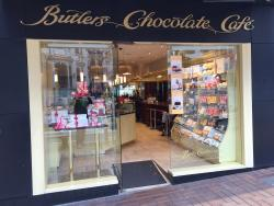 Butlers Chocolate Cafe, Willis Street