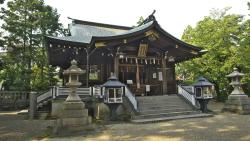 Ibomizu Isora Shrine