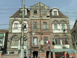 上海猶太舊址