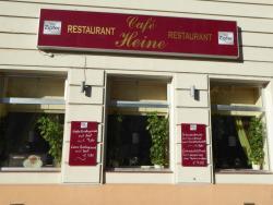 Cafe Restaurant Heine