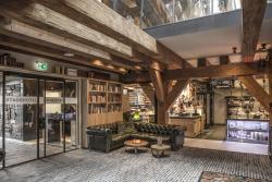 Van Rossum bar en restaurant