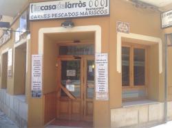 Restaurante La Casa Del Arroz