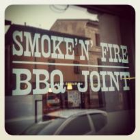 Smoke'n'Fire Barbecue