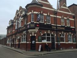 The Titanic Restaurant Memorial