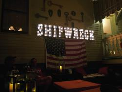 Ship Wreck Lounge