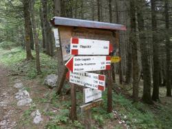 Sentiero dei Cippi