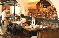 Wirtschaft zum Bott at Bad Bubendorf Hotel
