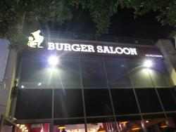 Burger Saloon Haifa