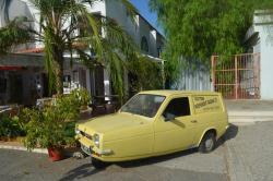 World Famous Little Britain Restaurant Car