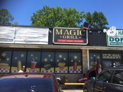 Magic Grill
