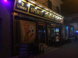 TAMESIS SPORTS CAFE