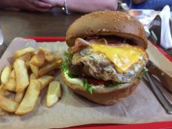 R&D Burger Bar