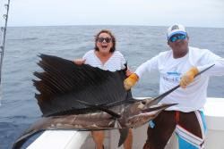 Sport Fishing Blue Marlin