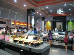 Arenal Buffet