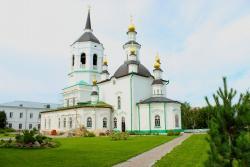 Aleksiyevskiy Monastery of the Mother of God