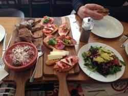 Bellenie's Osteria Italian Tapas Bar