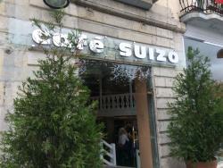 Cafe Suizo