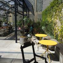 Mission Heirloom Garden Cafe