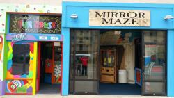 The Mirror Maze & 3D Fun House