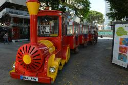Nicosia Train Tour