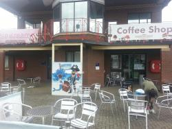 The Beach Hut Coffee Shop