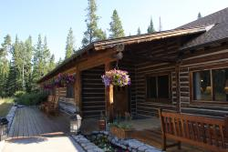 Main lodge area and Dining