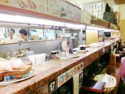 Sushi-Go-Round (Kaitensushi) Hokkaido Koyama