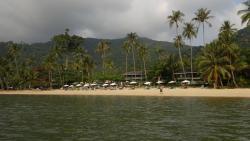 โรงแรมมองจากในทะเล