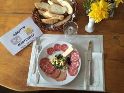 Ristorante dell'Agriturismo Martinelli