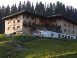 Berghotel Koerbersee