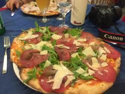pizzeria vespucci