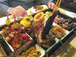 Restaurant Rubarth - Tapas und Meer