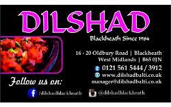 Dilshad Blackheath