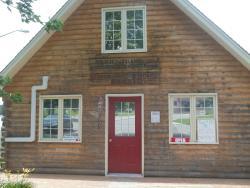 Beaubears Island Interpretive Centre