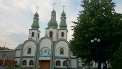 Church of Pochaiv Madonna Icon